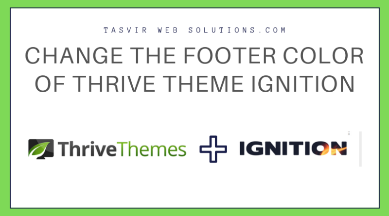Thrive Themes Ignition