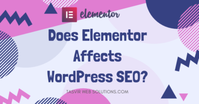 Does Elementor Affects WordPress SEO